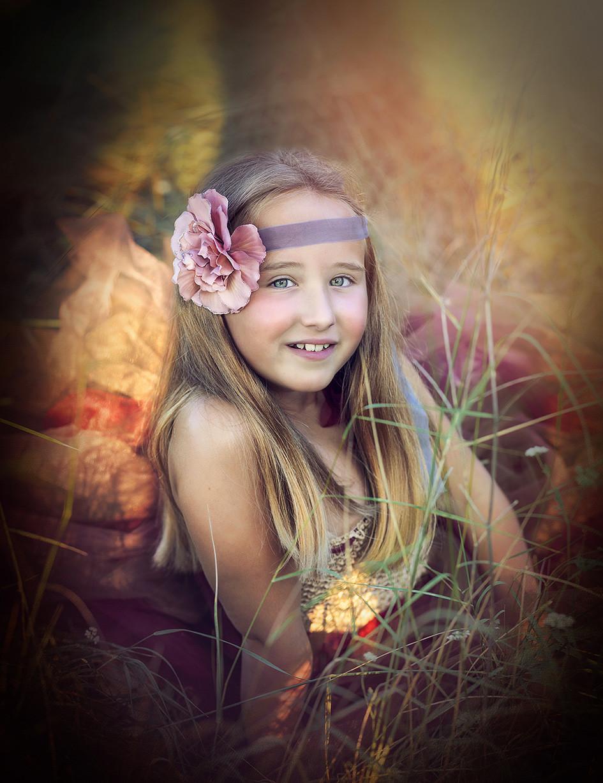 macu ramos , fotógrafa especializada en niños